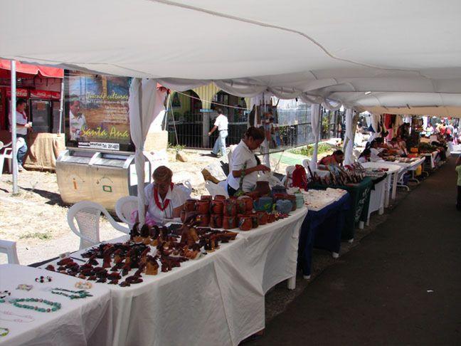 Feria De Artesanía Santa Ana Costa Rica